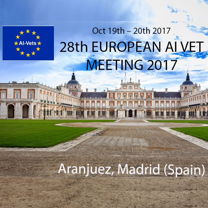 28TH EUROPEAN AI VET MEETING